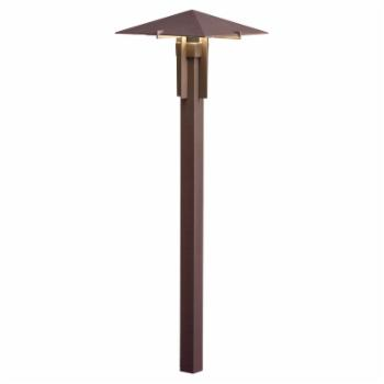 Kichler Pyramid 15803AZT Outdoor Path Light