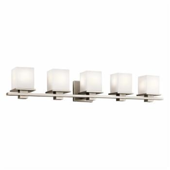 Kichler Tully 45193 5 Light Bathroom Vanity Light