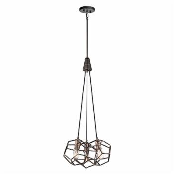 Kichler Rocklyn 43717RS Chandelier