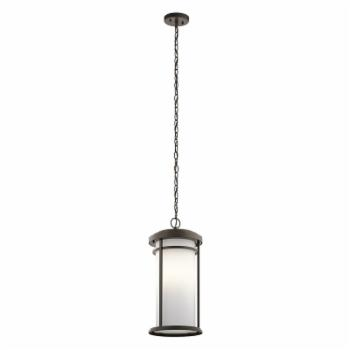 Kichler Toman 49689 Outdoor Pendant Light