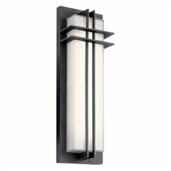 Kichler Manhattan 49297 Outdoor Wall Light