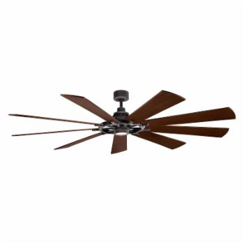 Kichler 85 in. Gentry Indoor Ceiling Fan with LED Light