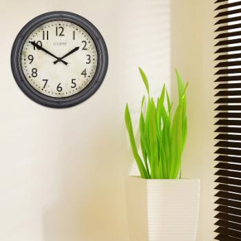 La Crosse Technology Clock 12 in. Wall Clock