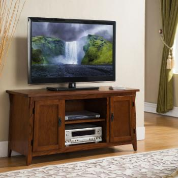 Leick Home Two Door 50 in. TV Console