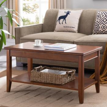 Leick Home Grayson Coffee Table