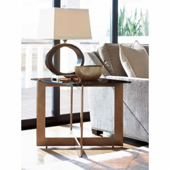 Lexington Zavala Aperture End Table