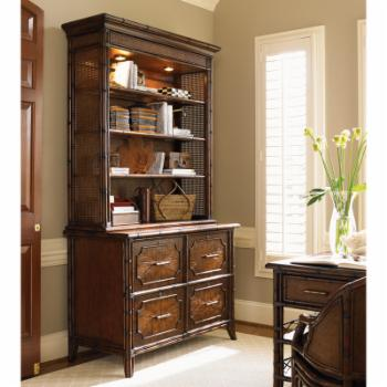 Sligh Bal Harbour Laguana Beach File Chest with Optional Hutch