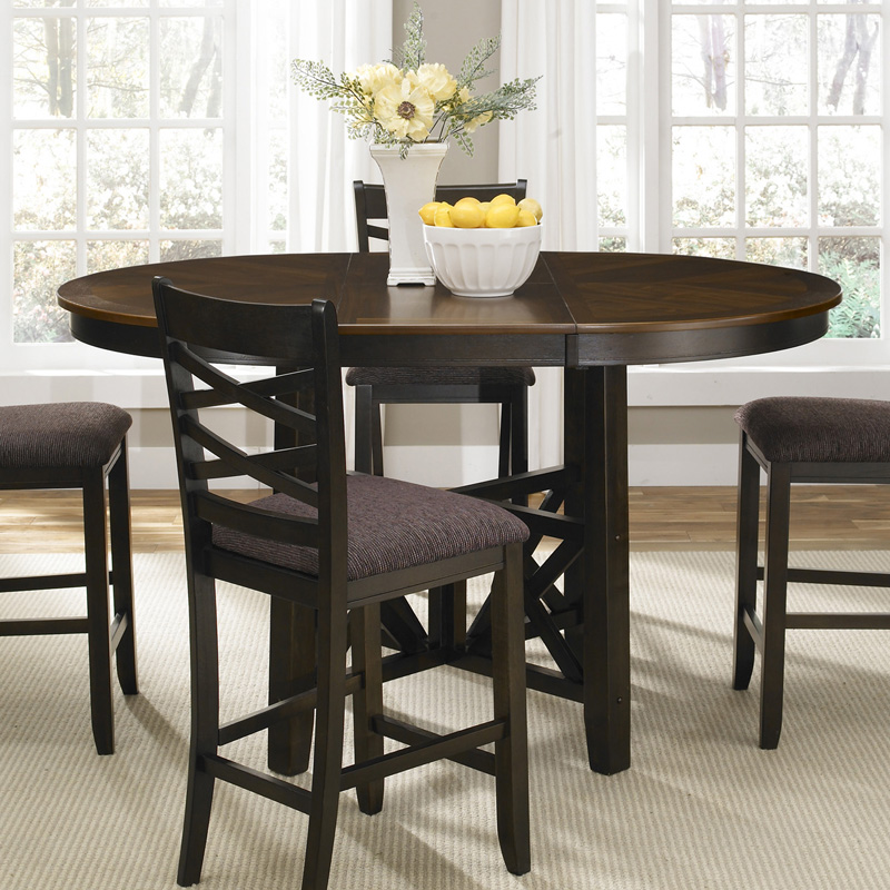 Liberty Furniture Bistro II Counter Height Table