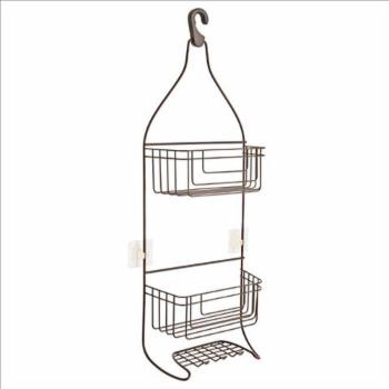 Franklin Brass Shower Caddy with IncrediGrip Pad