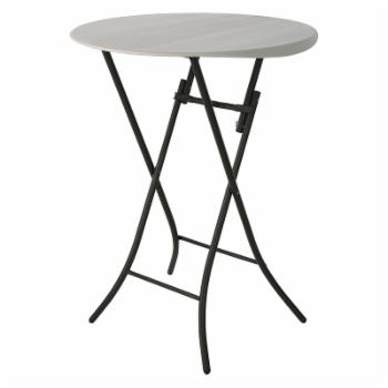 Lifetime Products 33 in. Round Bistro Table