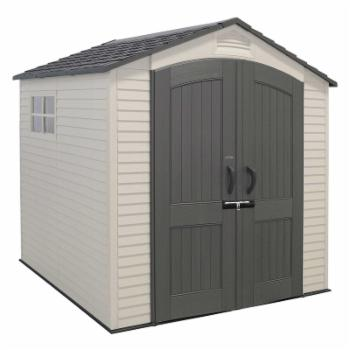 Lifetime 7 x 7 ft. Outdoor Storage Shed