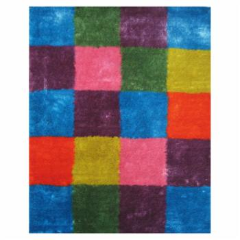 LA Rugs Exotic Square Collection