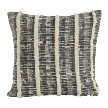 LR Resources Distressed Hygge Throw Pillow