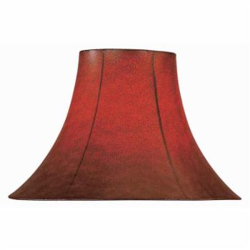 Lite Source 11 in. Wide Base Table and Floor Bell Shade