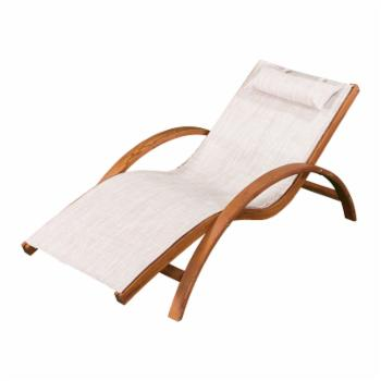 Leisure Season Sling Lounge Chair