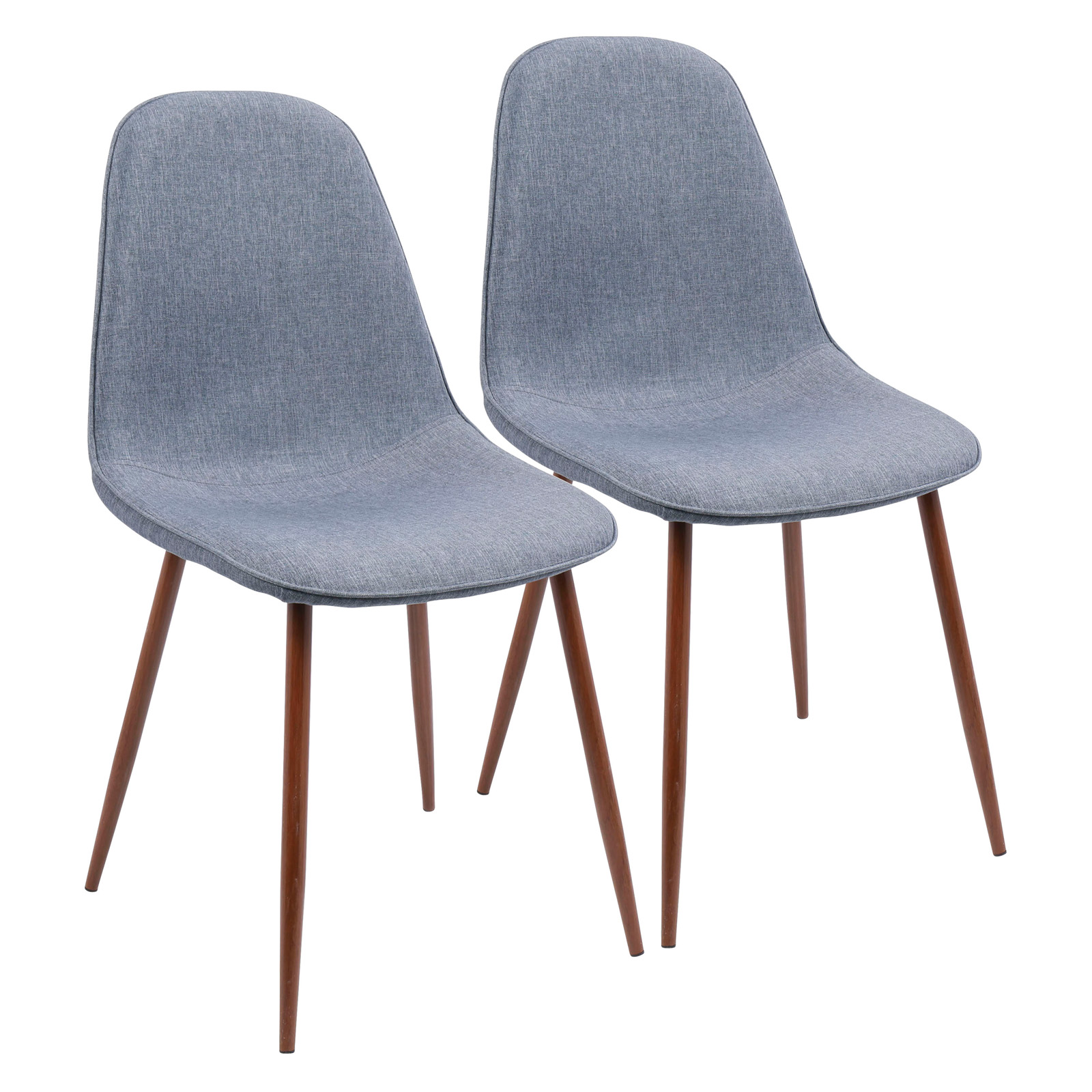 LumiSource Pebble Dining/Accent Side Chair   Set Of 2