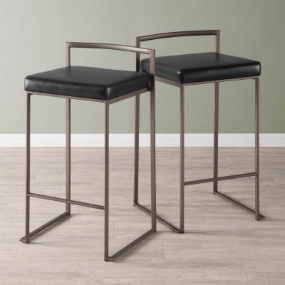 Peachy Distressed Industrial Style Bar Stools And Counter Stools Pabps2019 Chair Design Images Pabps2019Com