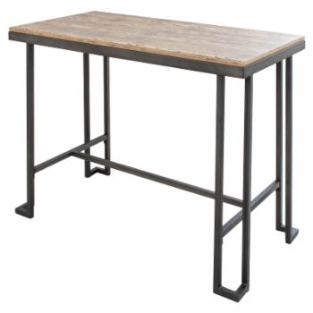 LumiSource Roman Counter Height Dining Table