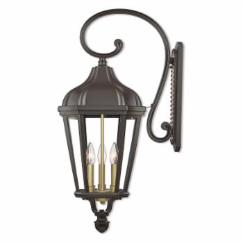Livex Lighting Morgan 76192 Outdoor Wall Sconce