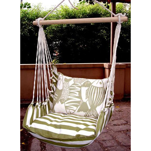 Glorious New Arrivals Safety Cotton Rope Hammock Hand-woven Swing Set Bedroom Children Swing Colorful Outdoor Swing Hanging Chair Outdoor Furniture