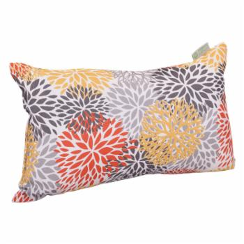Majestic Home Goods Citrus Blooms Indoor / Outdoor Rectangle Pillow