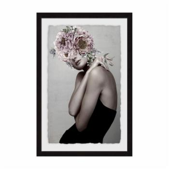 Marmont Hill Floral Posh Framed Print Wall Art