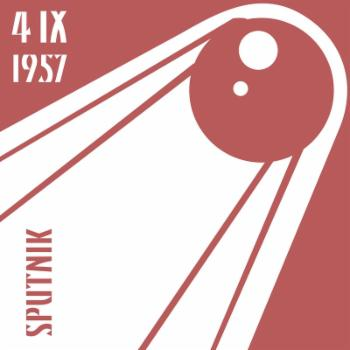 Marmont Hill Sputnik 1957 Painting Print on Wrapped Canvas