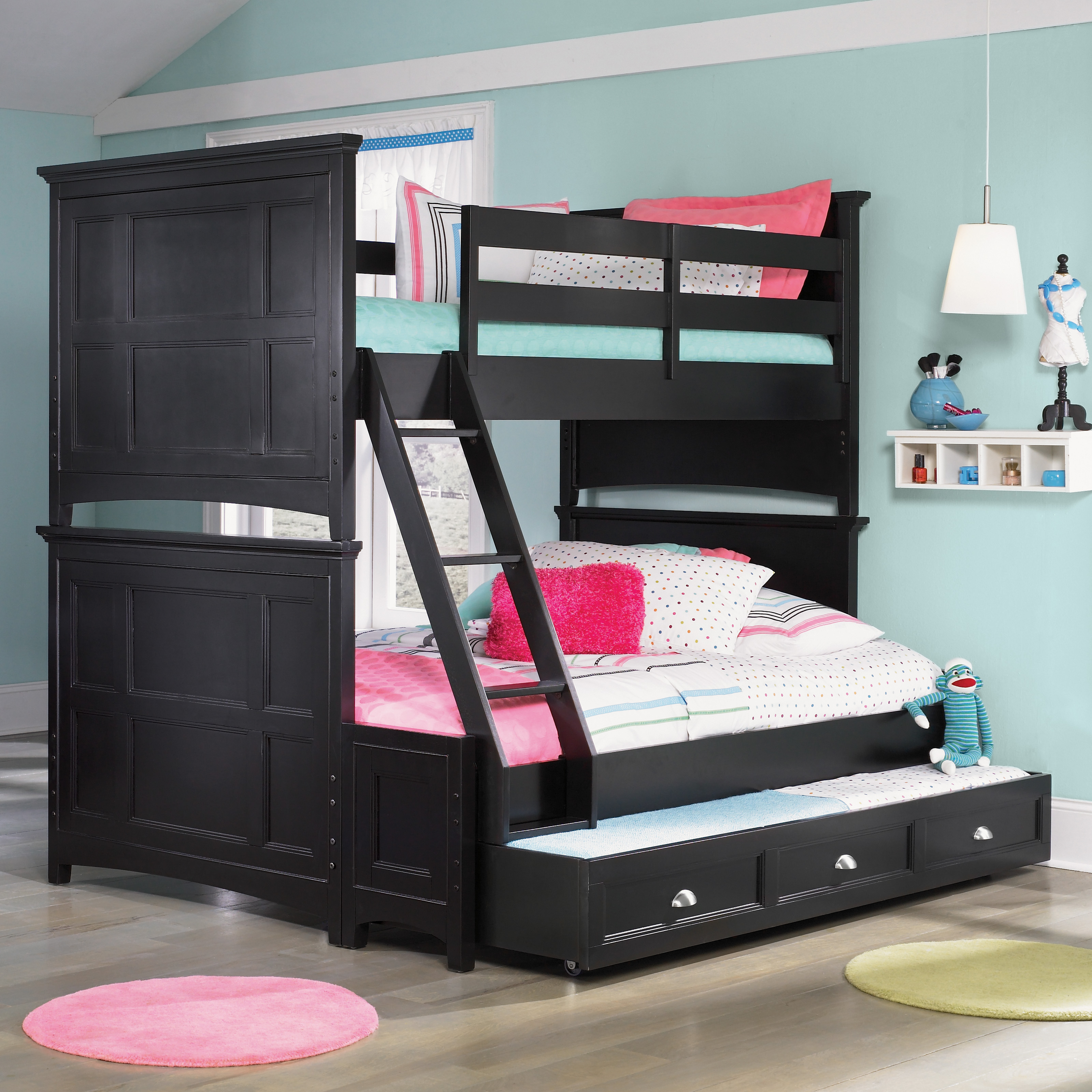 Bennett Twin Over Full Bunk Bed