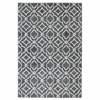 Mohawk Home Palladium Carved Tiles Indoor Area Rug