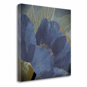 Tangletown Fine Art Blooming Jewels Flower Canvas Wall Art By Robert Lacie