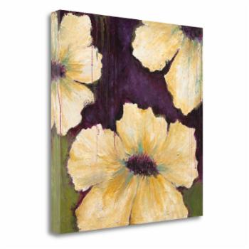 Tangletown Fine Art Blooms I Canvas Wall Art By Wani Pasion