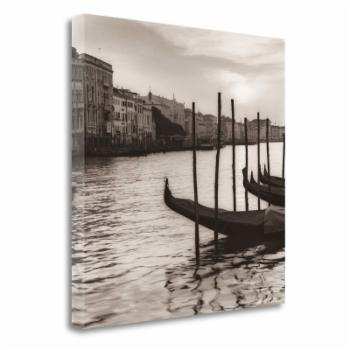Tangletown Fine Art Campo Di Salute Venezia Canvas Wall Art