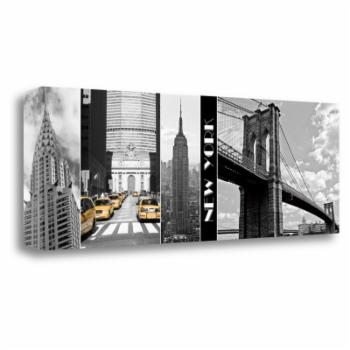 Tangletown Fine Art A Glimpse of Ny Giclee Print by Jeff Maihara