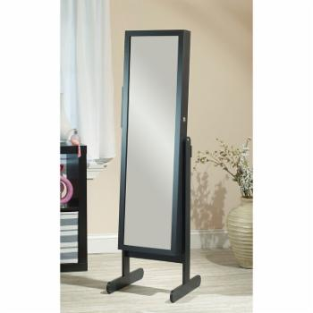 Mirrotek Freestanding Combination Everything Armoire