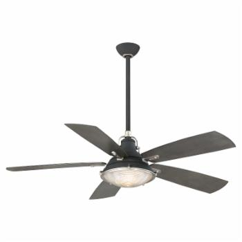 Minka Aire Groton Outdoor Ceiling Fan with Light