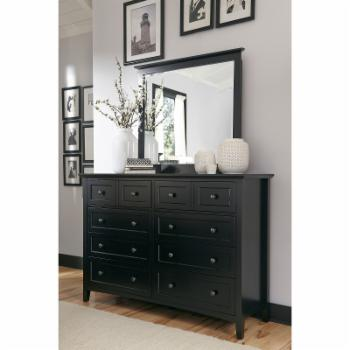 Modus Paragon 8-Drawer Dresser with Optional Mirror