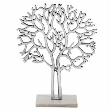 Moes Home Collection Tree Silhouette Sculpture