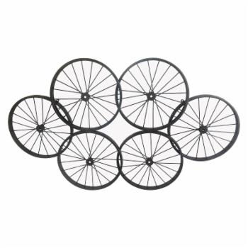 Moes Home Collection Wheels Wall Art