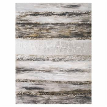 Moes Home Collection Layered Gray Wall Decor