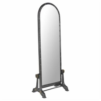 Moes Home Collection Farrow Floor Mirror - 28W x 77H in.