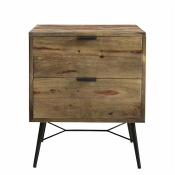 Moes Home Collection 2 Drawer Camari Nightstand