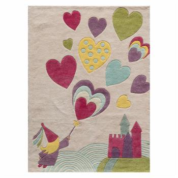 Momeni Lil Mo Whimsy Fairy Tale Kids Indoor Area Rug