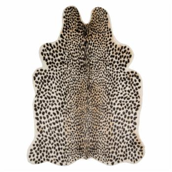 Momeni Acadia Cheetah Faux Hide Area Rug