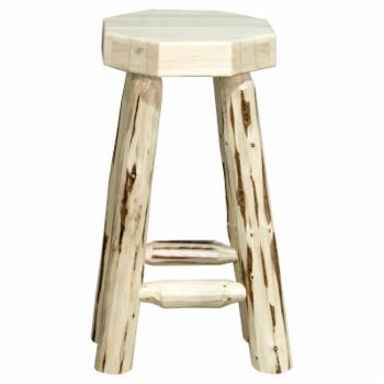 Montana Woodworks Montana 24 in. Backless Counter Stool