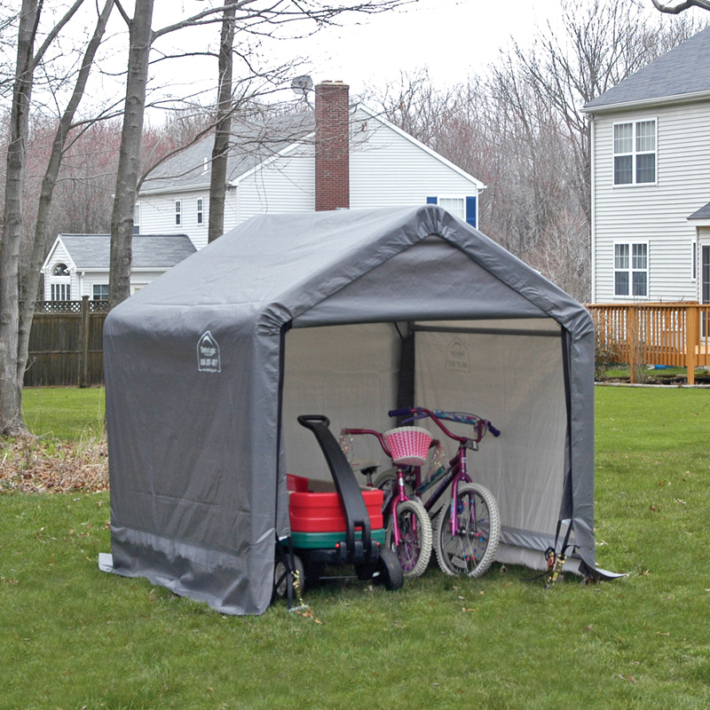 style model wide peak p length shelter x green sheds shed shelterlogic height htm product