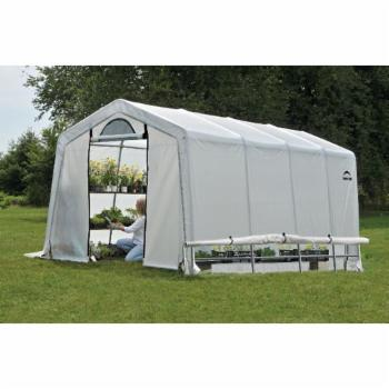 Shelterlogic GrowIt  20L x 10W x 8H ft. Greenhouse-In-A-Box