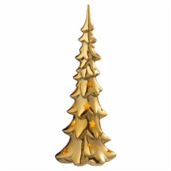 National Tree Company 12.6 in. Lighted Tabletop Tree