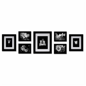Nielsen Bainbridge Gallery Perfect Studio Wall Picture Frame Kit - Set of 7