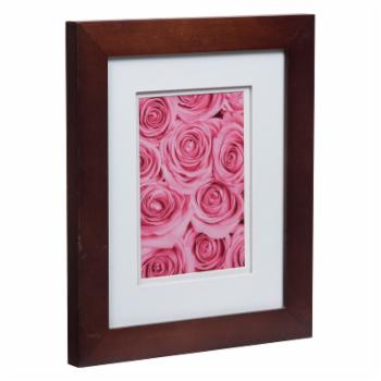 Pinnacle Frames Gallery Double Mat Picture Frame