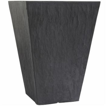 Nearly Natural 16 in. Slate Planter
